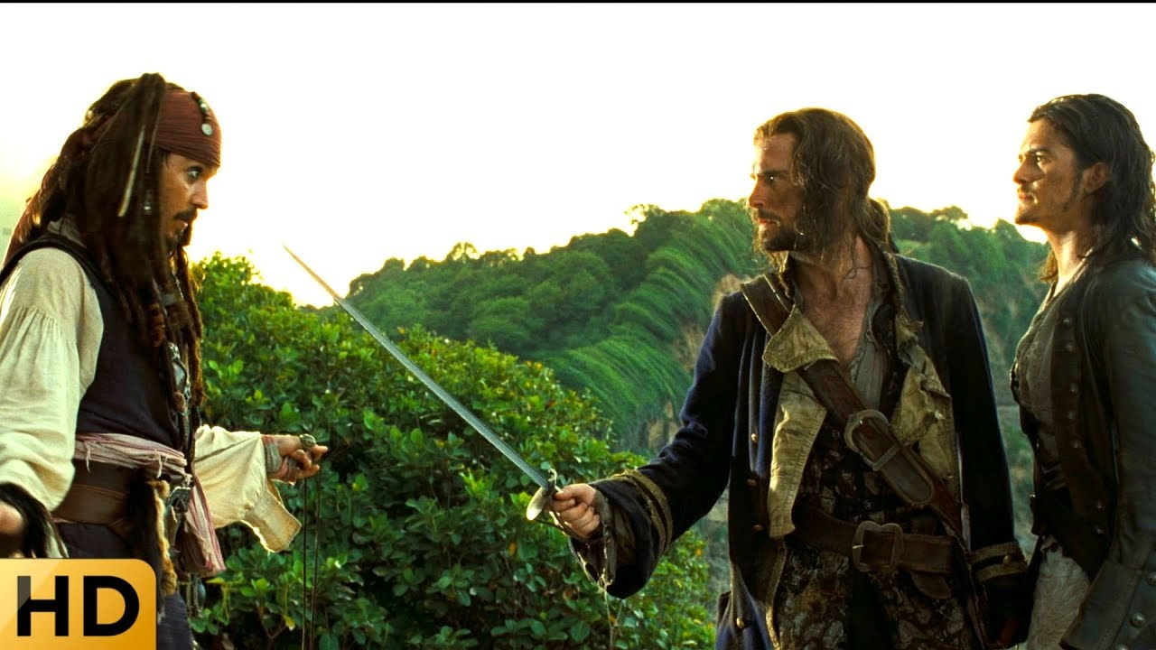 Пираты Карибского моря 2 смотреть в хорошем качестве hd 1080